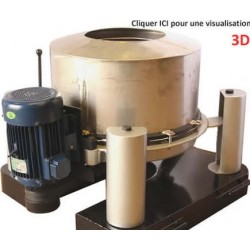 Machine De Fabrication D'Attiéké